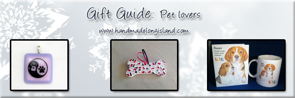 Hand Made Long Island - GIft Guide: Pet Lovers